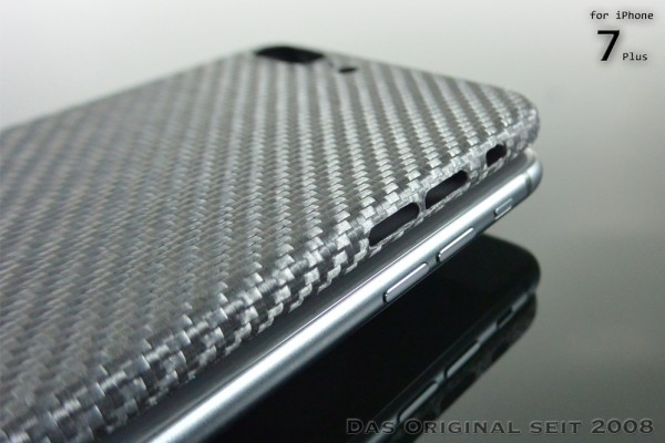 Magnetic Carbon Cover iPhone 7 Plus