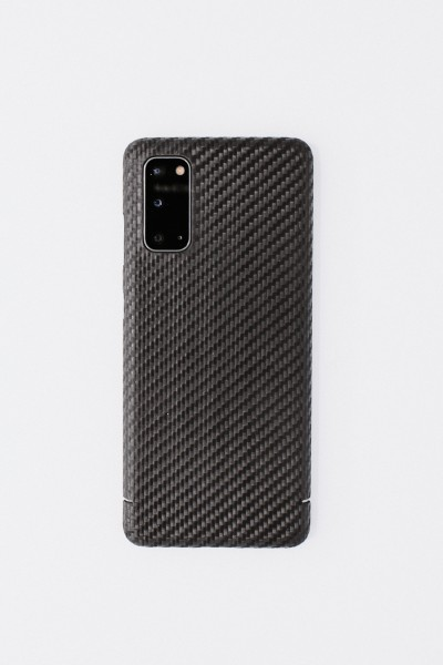 Carbon Cover Samsung Galaxy S20
